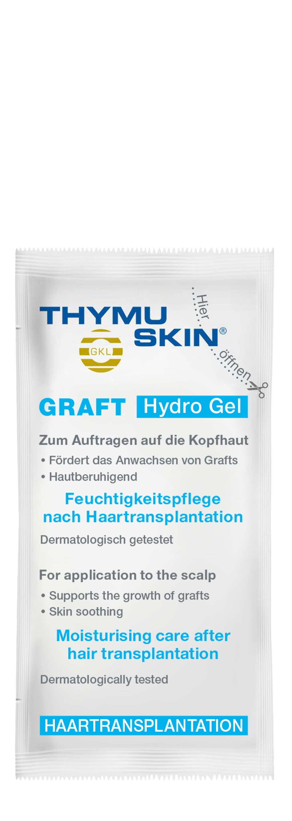 Thymuskin Graft Hydro Gel