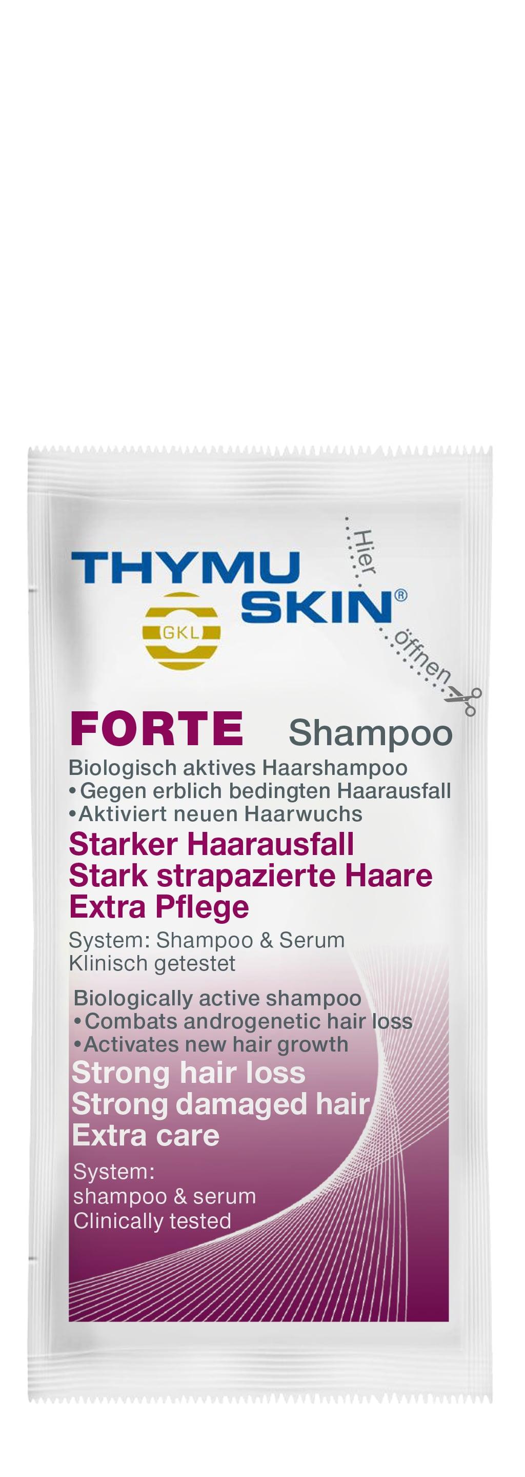 Thymuskin Forte Shampoo