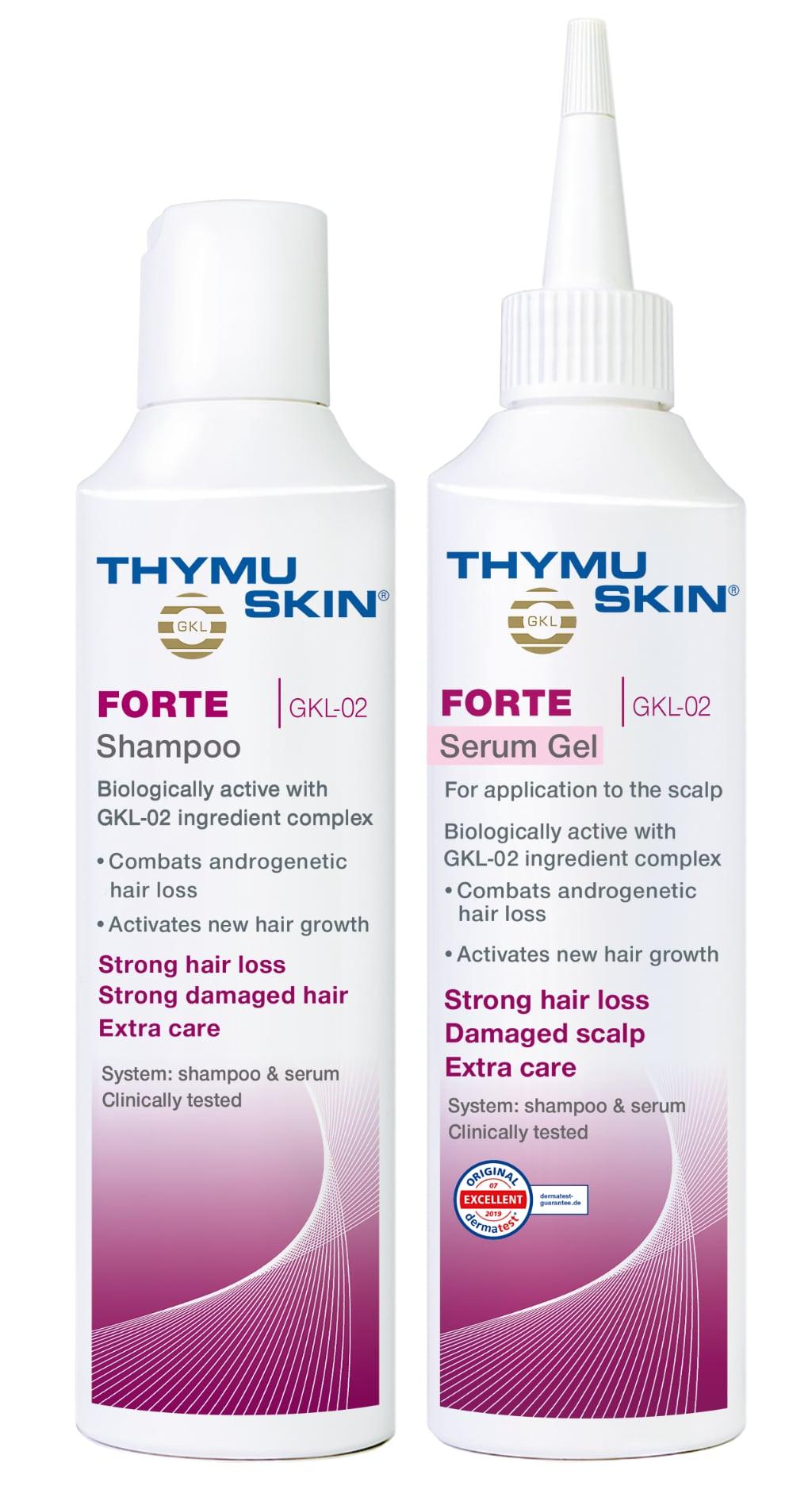 Thymuskin Forte Set