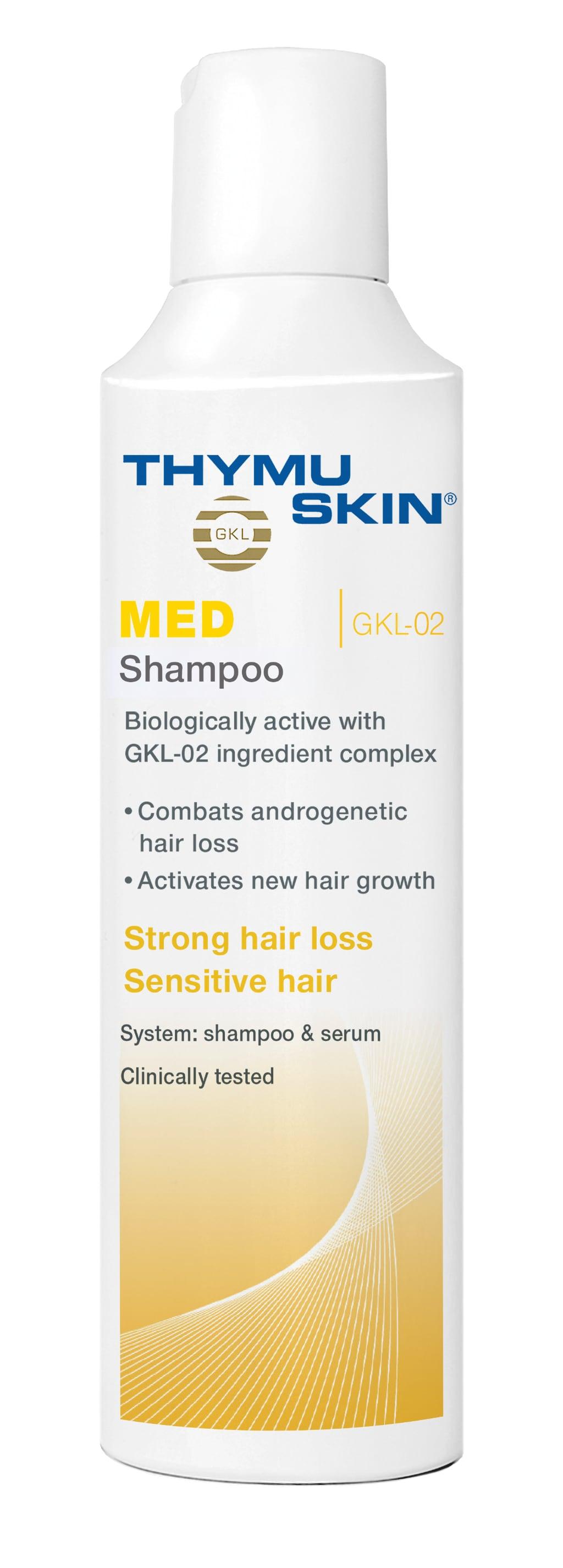 Thymuskin Med Shampoo